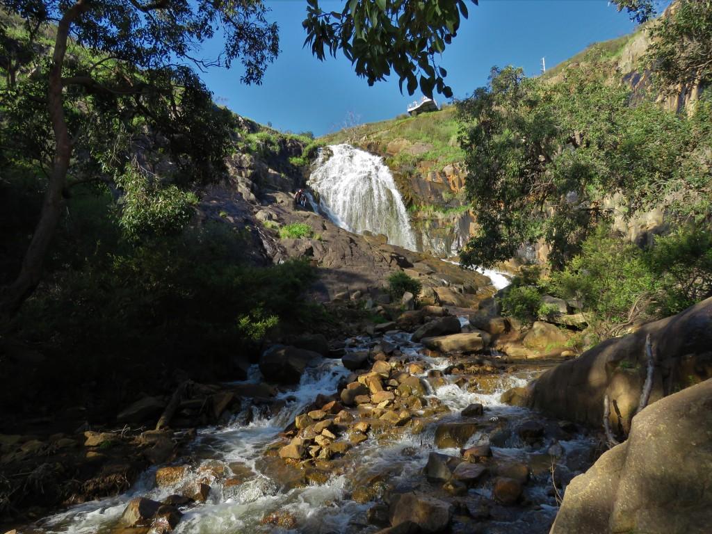 Perth Bandicoots at Lesmurdie Falls