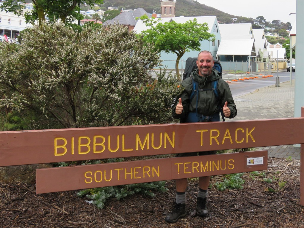 Bibbulmun Track - Southern Terminus - Albany